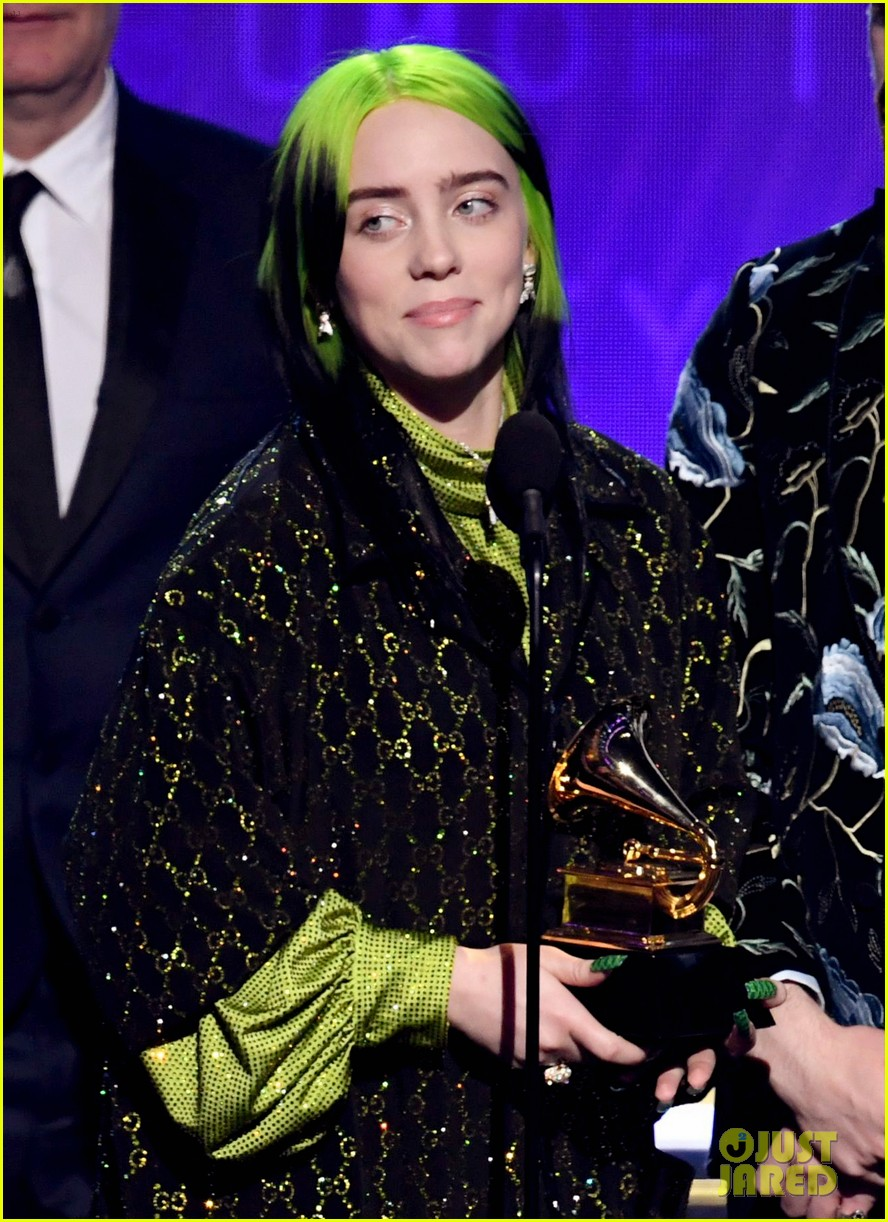 billie eilish album of the year says ariana grande deserves it 06