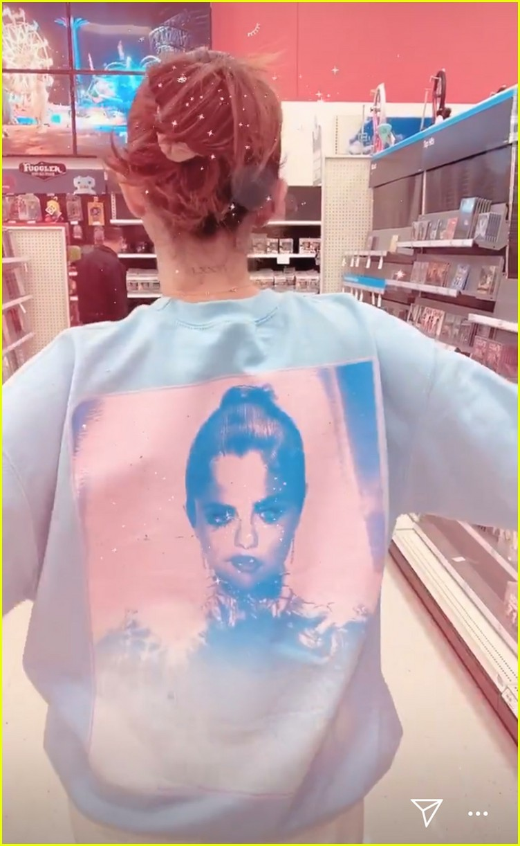 selena gomez tries to find rare album target but sold out 02