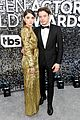 natalia dyer charlie heaton couple up sag awards 01