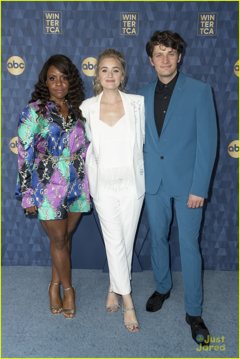 meg donnelly marsai martin aubrey emmons more abc tca party 12