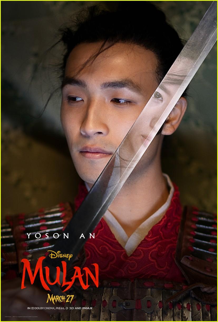 mulan character posters 01