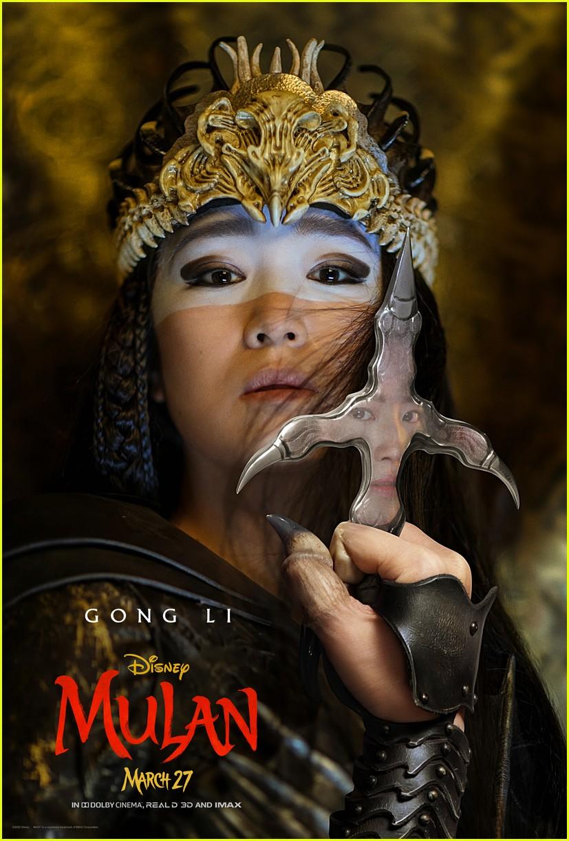 mulan character posters 05