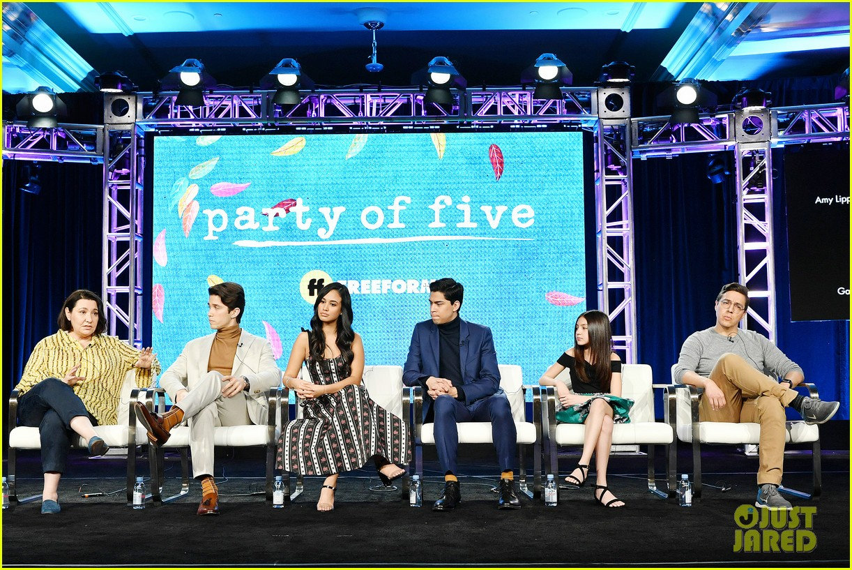 party of five season one finale special 90 minute episode 03