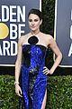 shailene woodley bold blue dress golden globes 2020 01