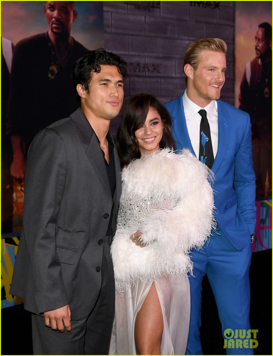 could there be bad boys spinoff with vanessa hudgens charles melton alexander ludwig 13