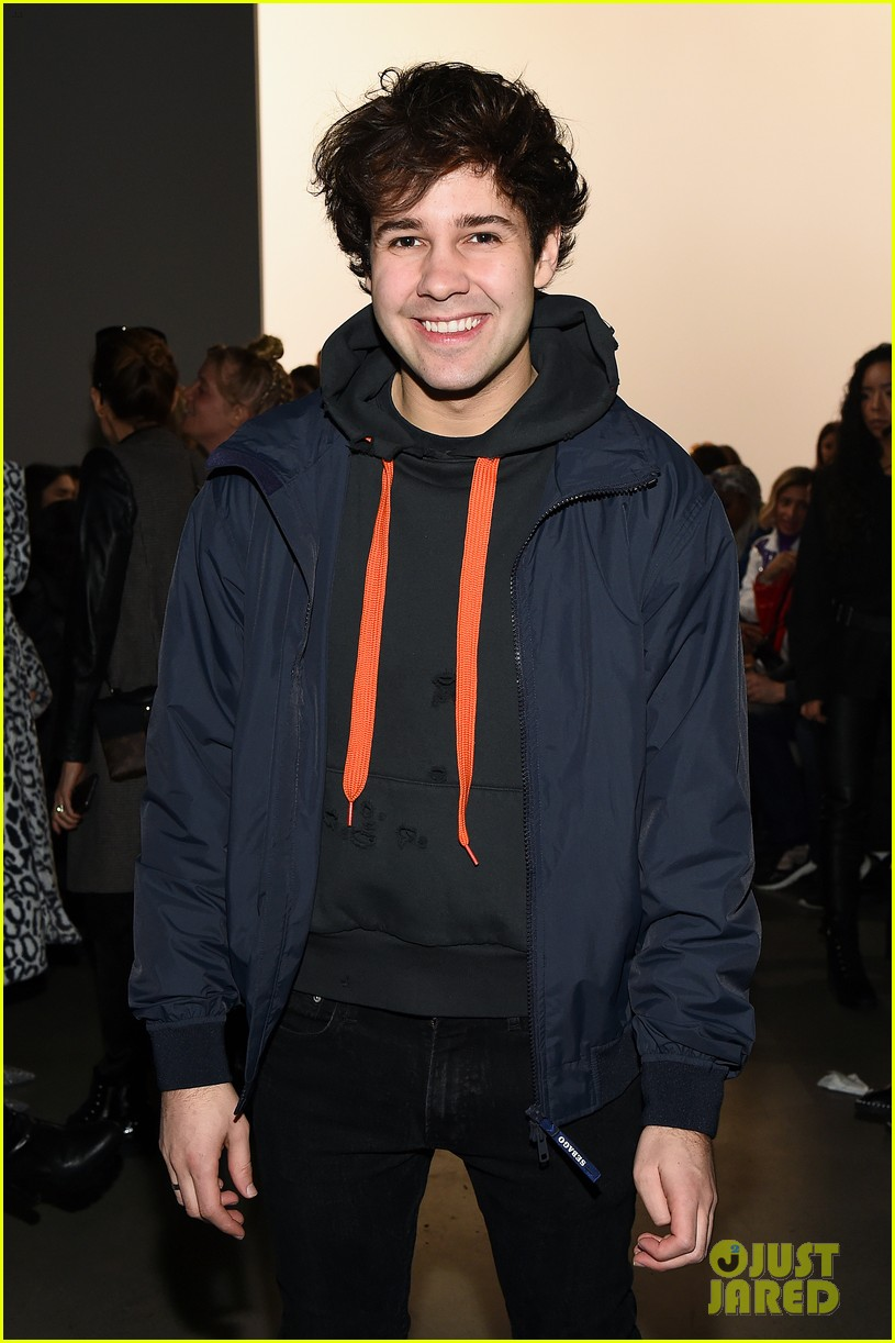 david dobrik rumored girlfriend natalie mariduena attend new york fashion week 02