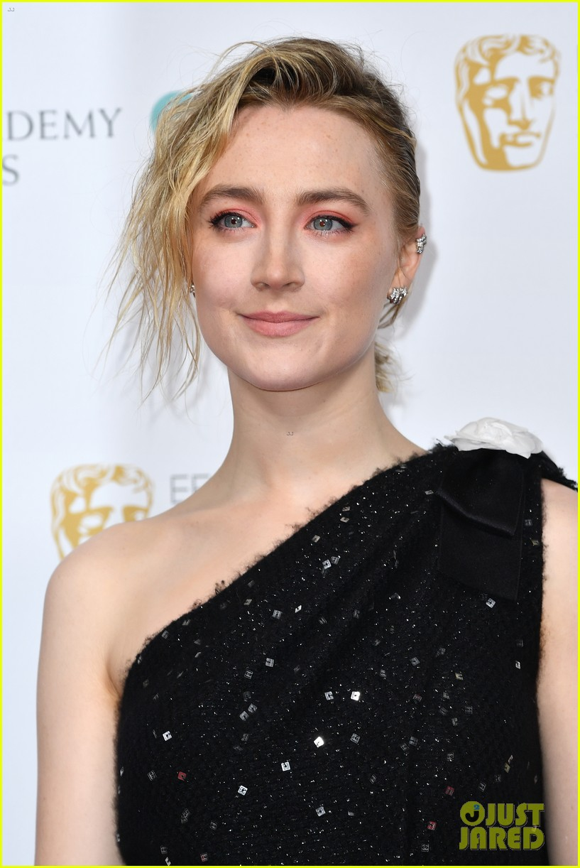 florence pugh saoirse ronan attend bafta nominees party 2020 10
