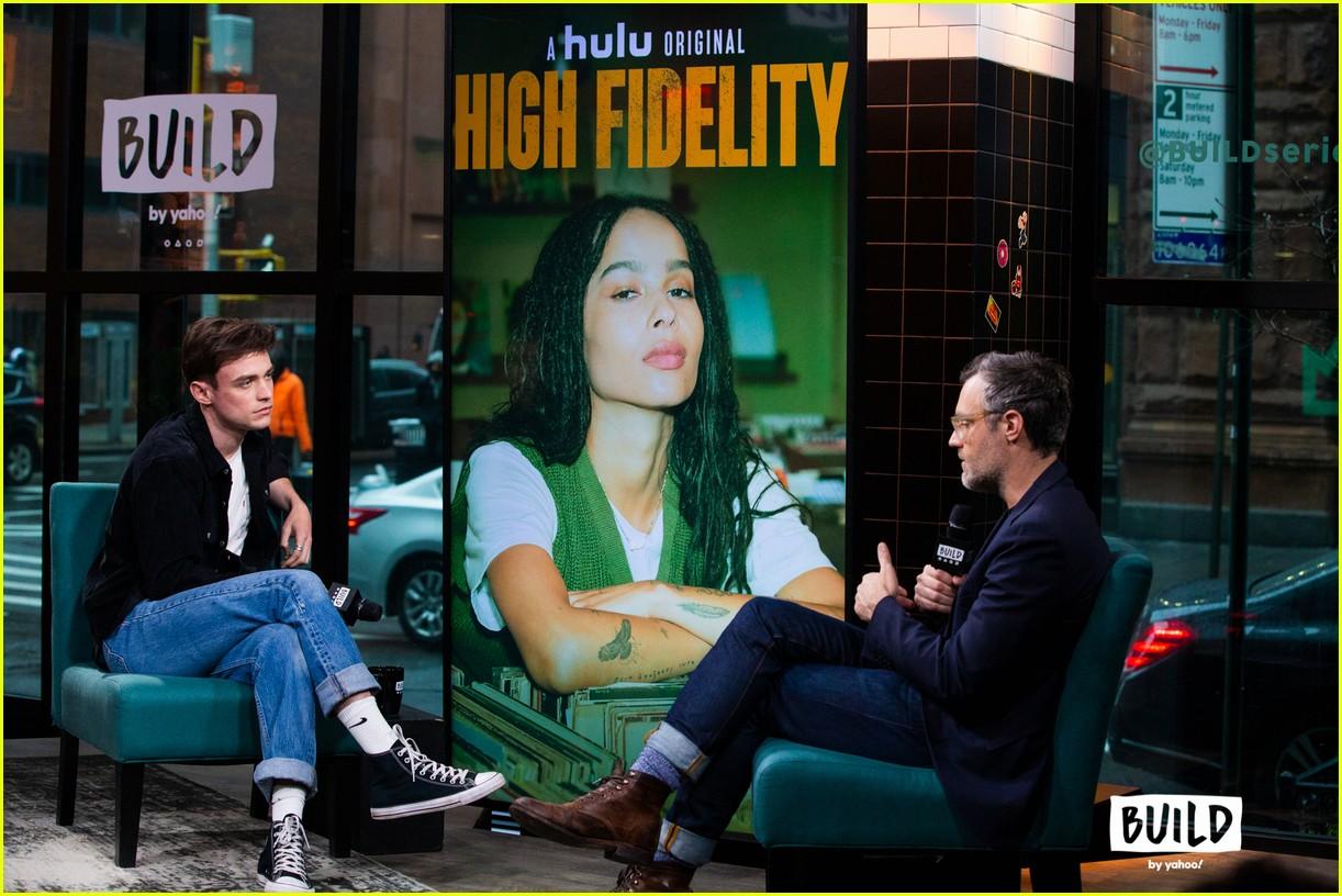 thomas doherty high fidelity build series 19
