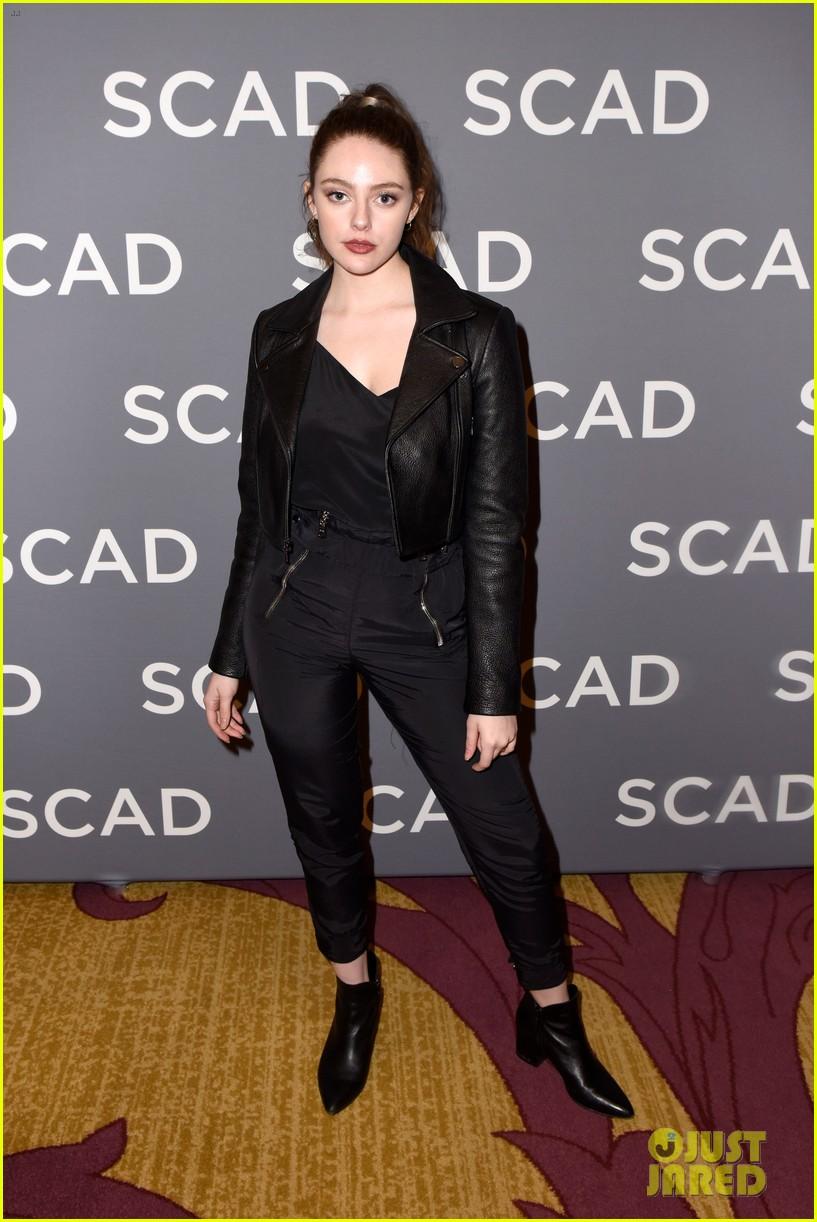 legacies cast producers talk upcoming film noir episodeat scad festival 01