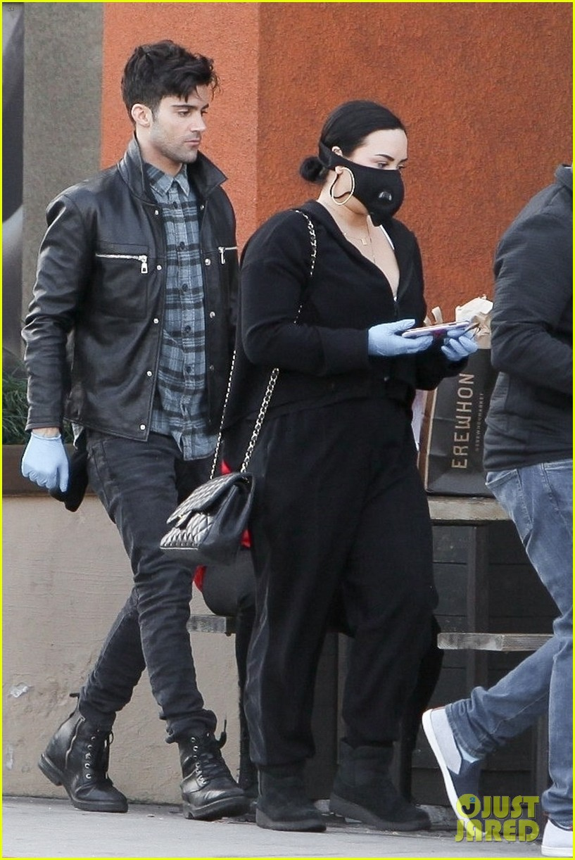 demi lovato max ehrich photos 04