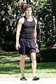 shawn mendes goes for solo walk 08