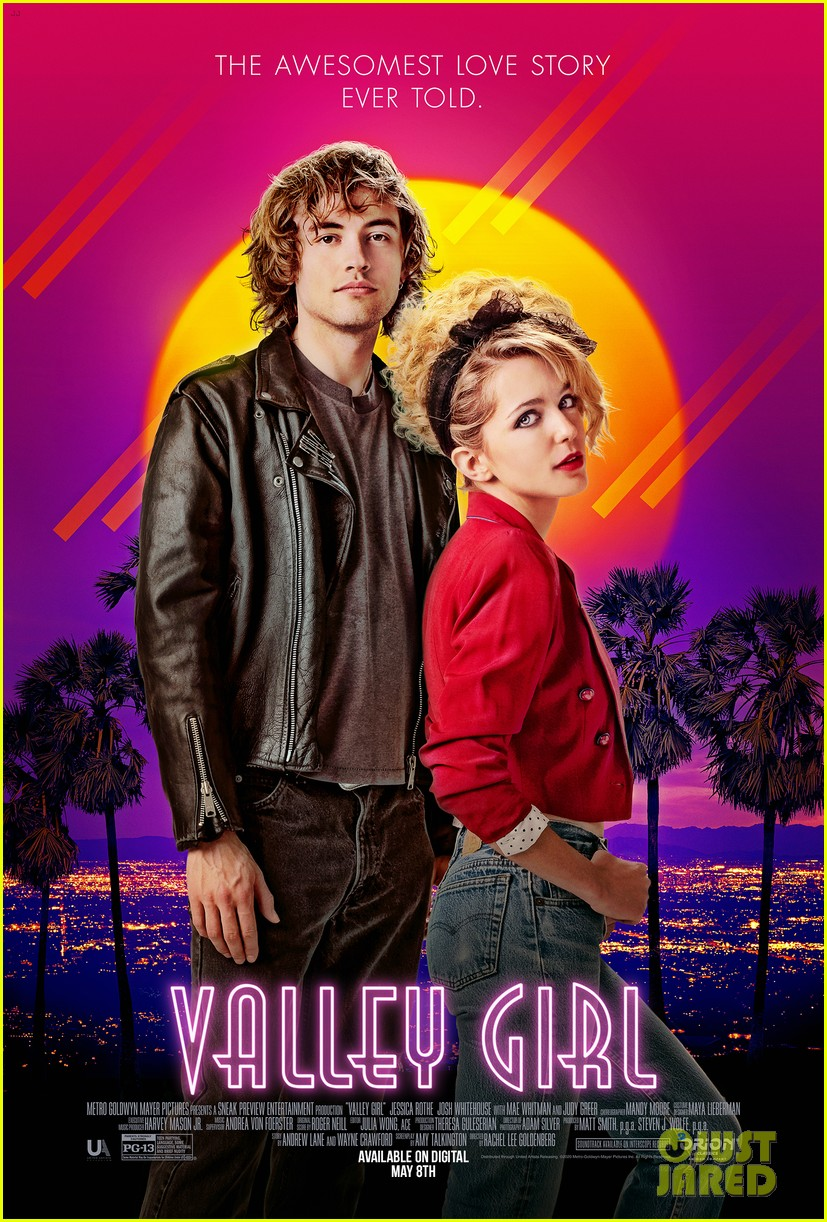 ashleigh murray stars in new valley girl clip watch now 03