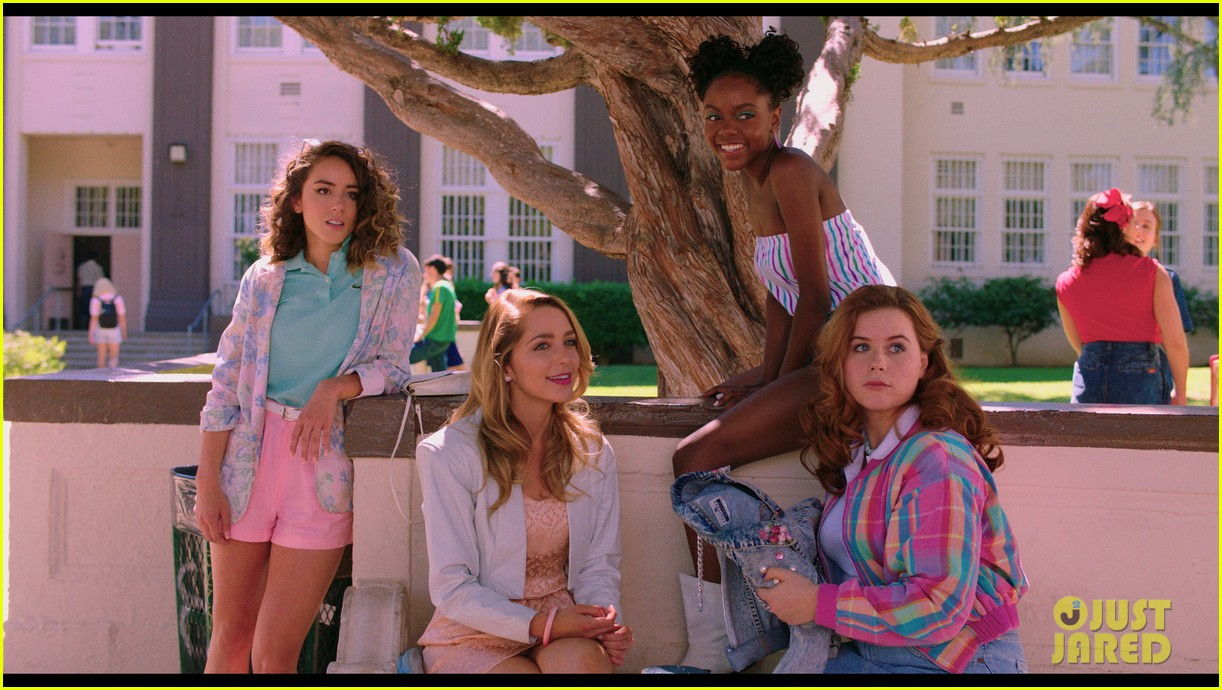 ashleigh murray stars in new valley girl clip watch now 04