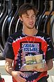 cameron dallas picks up iced drinks with his grandma 04