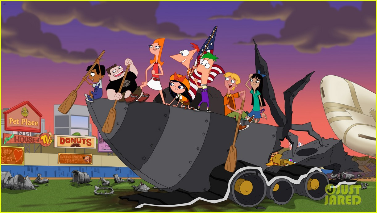 first look at phineas ferb candace against the universe 01