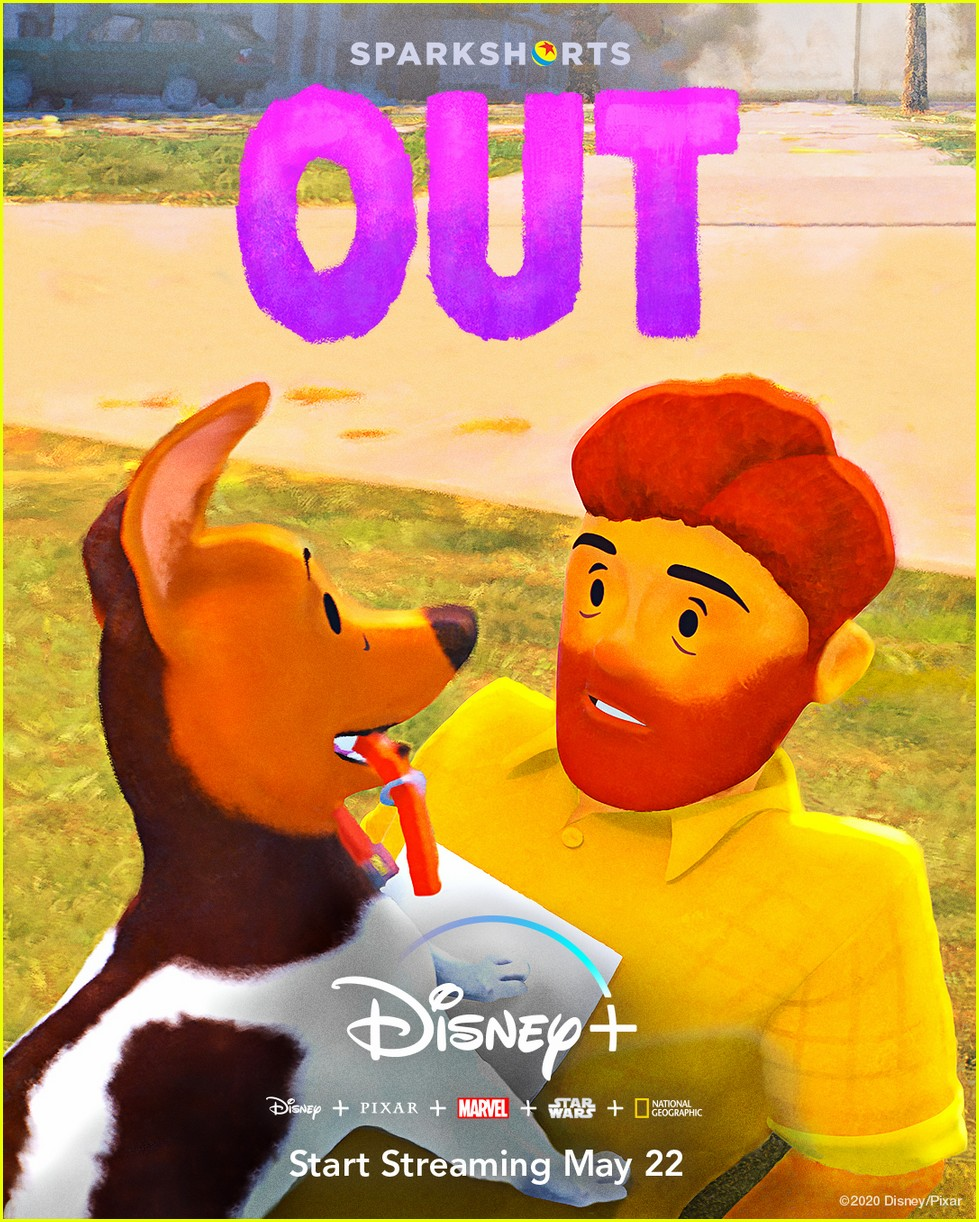 disney pixar release first short film with out gay character 02.