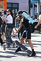 cole sprouse kaia gerber black lives matter protest 08