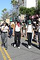 cole sprouse kaia gerber black lives matter protest 20