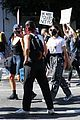cole sprouse kaia gerber black lives matter protest 36