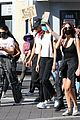 cole sprouse kaia gerber black lives matter protest 48