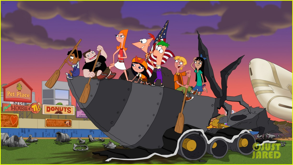 ashley tisdale sings new song for first phineas ferb movie sneak peek 05.