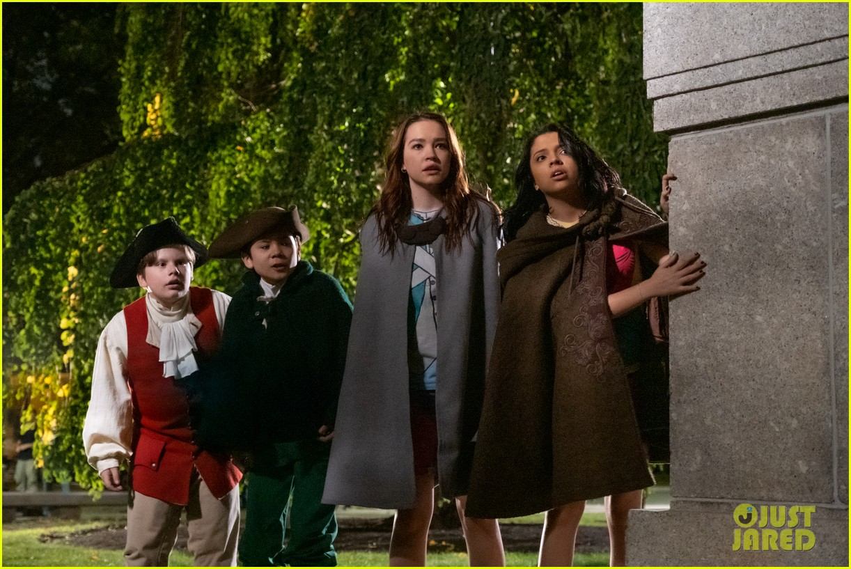 sadie stanley cree ciccino star in the sleepover trailer 01