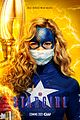 supergirl the flash and more dc heroes wear masks for new character posters 02