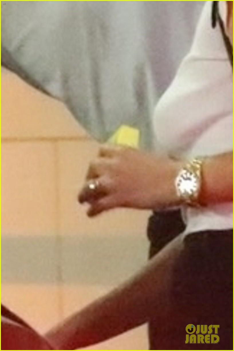 ashley benson wears diamond ring g eazy engagement rumors 04
