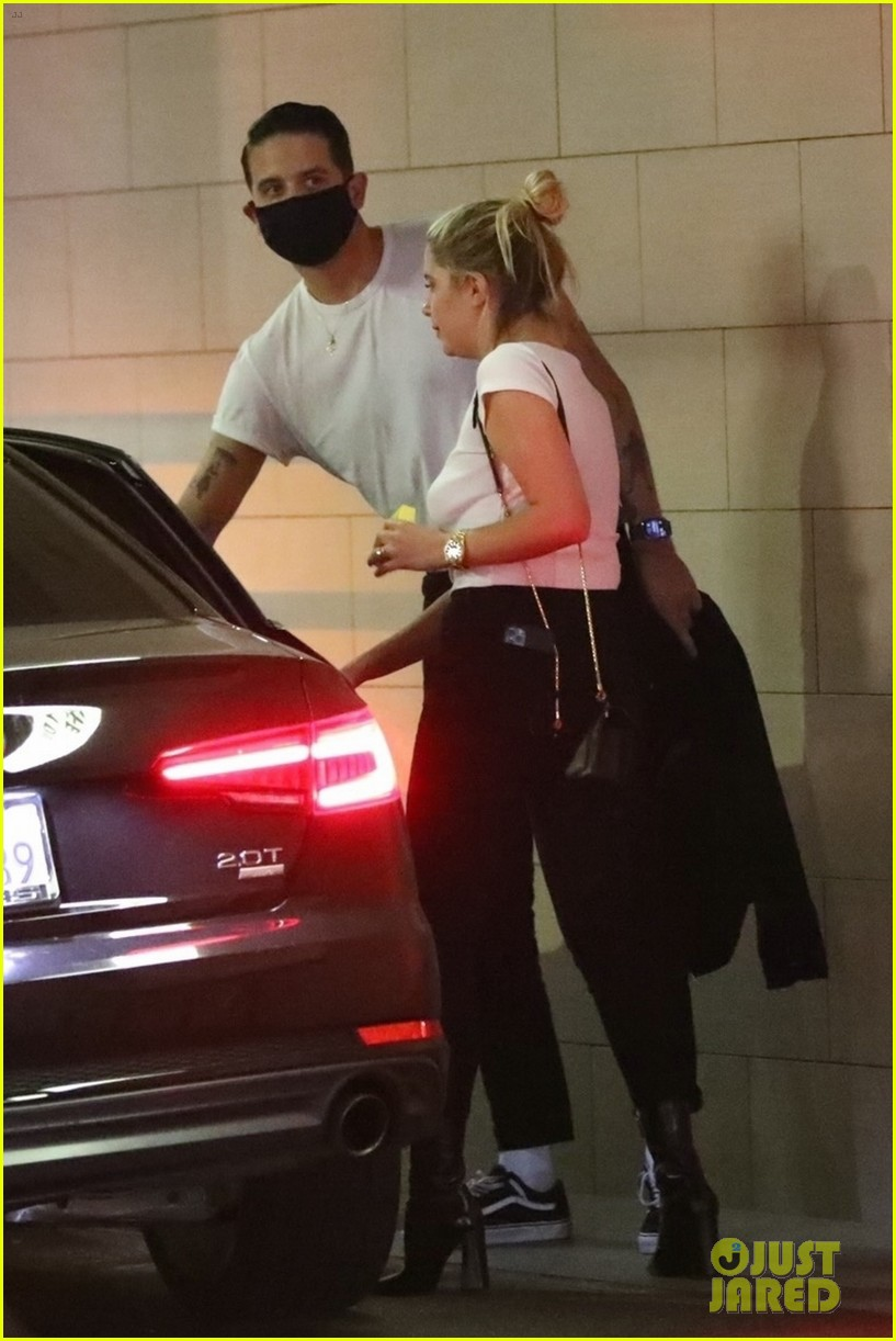 ashley benson wears diamond ring g eazy engagement rumors 32