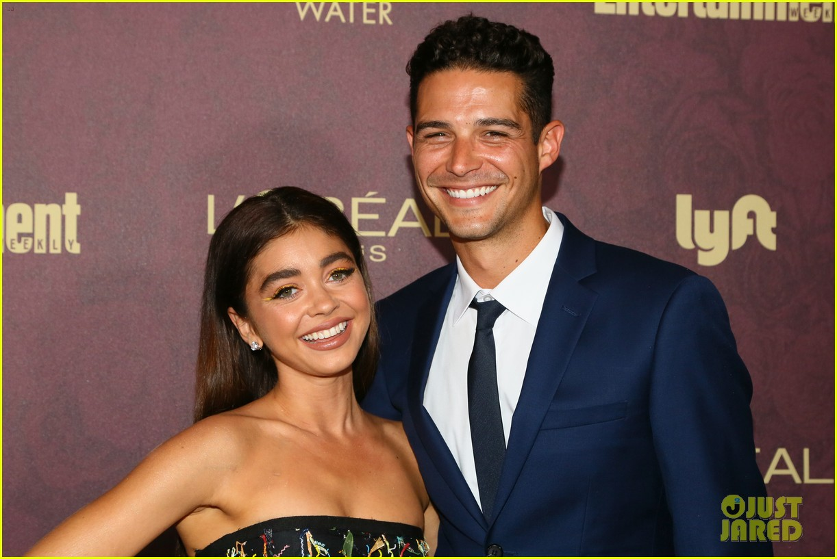 sarah hyland wells adams celebrate their would be wedding date 04