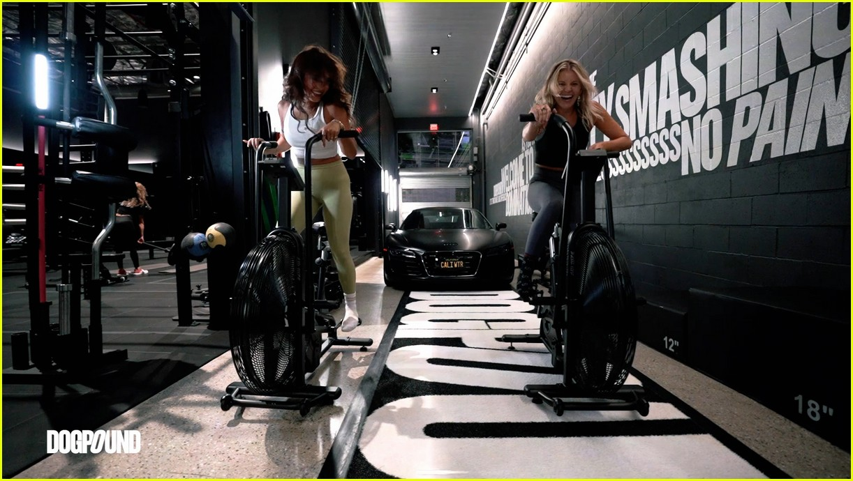 vanessa hudgens gg magree take fans into the dogpound 21