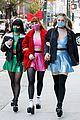 riverdale ladies powerpuff girls for halloween 01