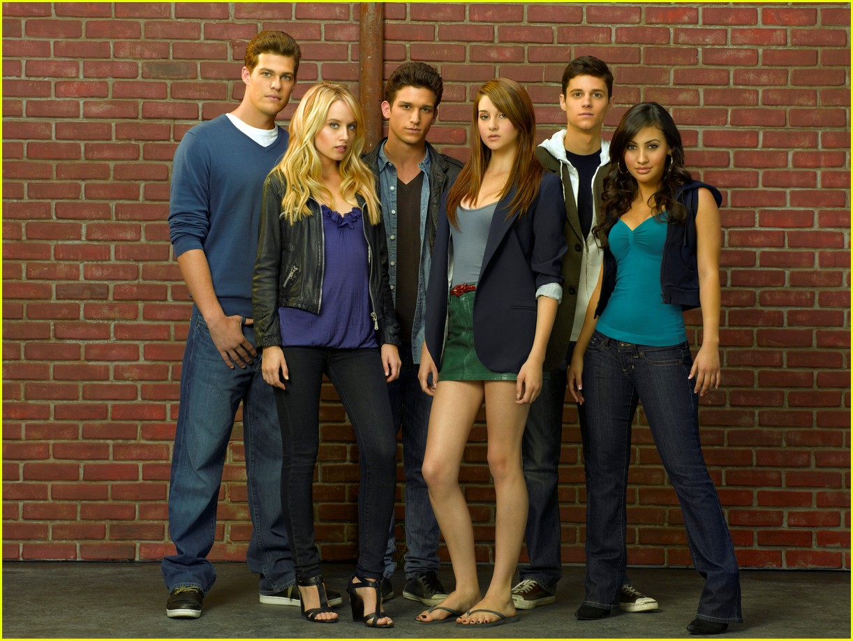 The Cast of The Secret Life of the American Teenager Are