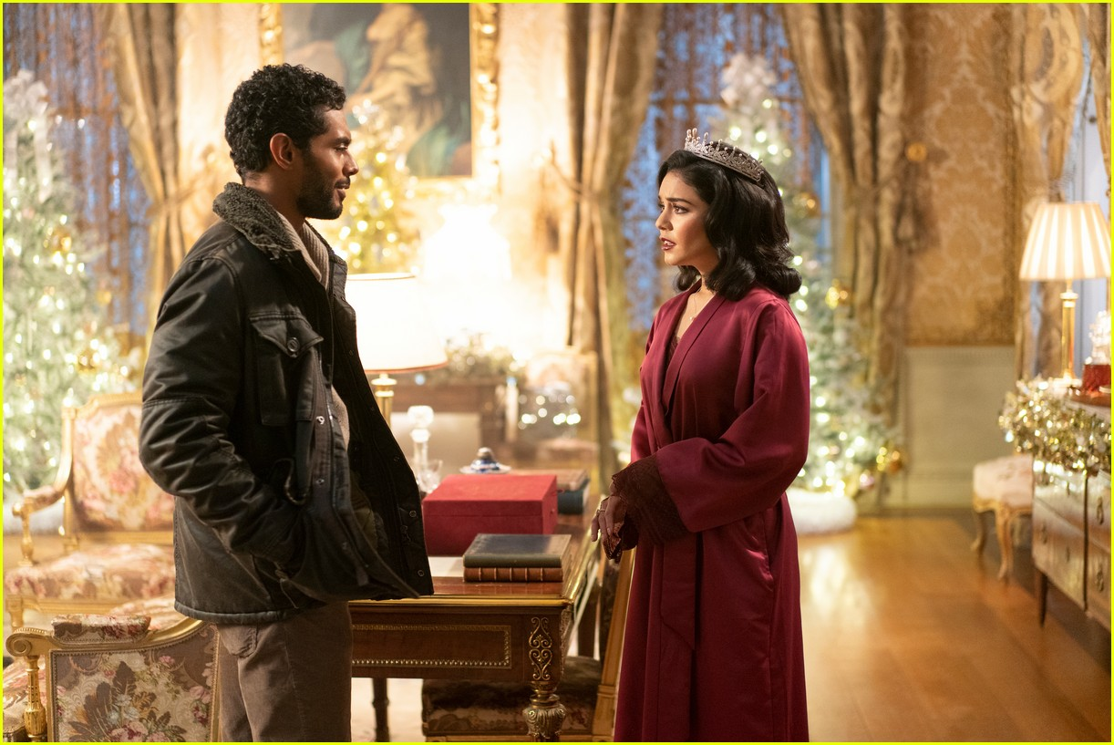 first look photos at vanessa hudgens in the princess switch 2 third movie announced 09