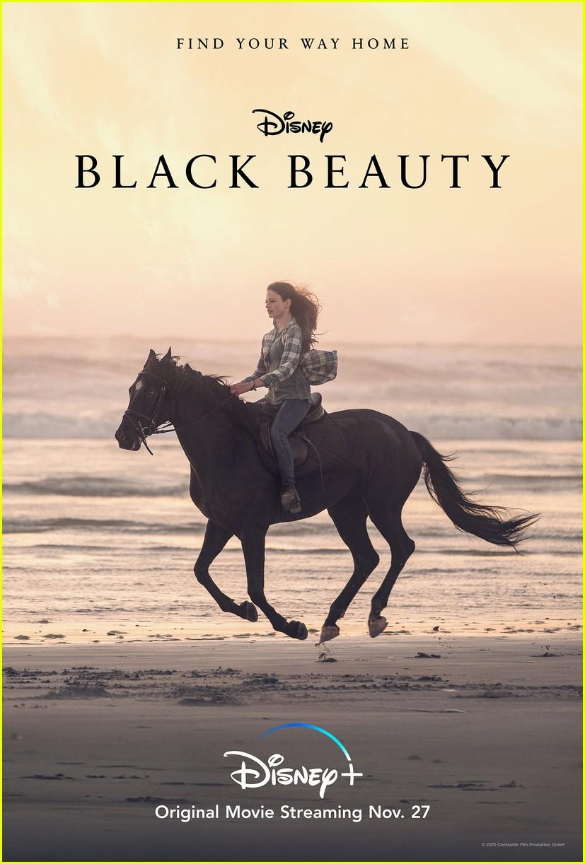 mackenzie foy stars in black beauty trailer for disney plus 03.