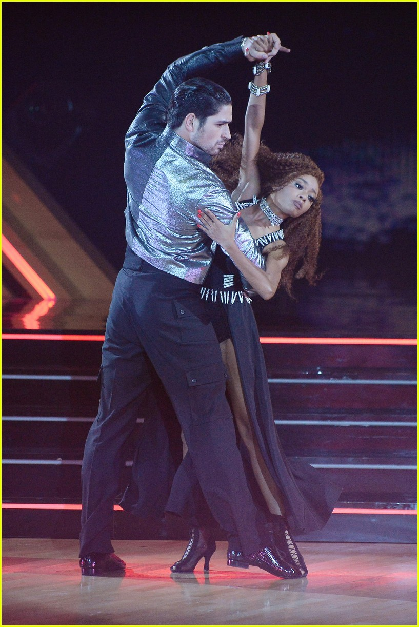 skai jackson slays paso doble to janet jackson on dancing with the stars 01