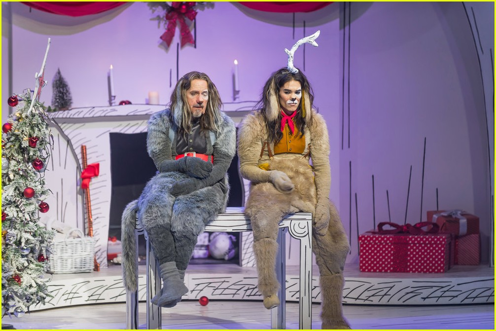 booboo stewart transforms into young max the dog from dr seuss the grinch 19
