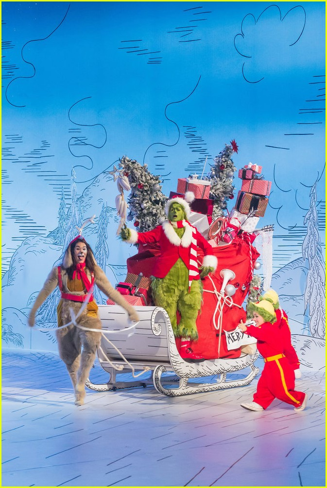 booboo stewart transforms into young max the dog from dr seuss the grinch 27
