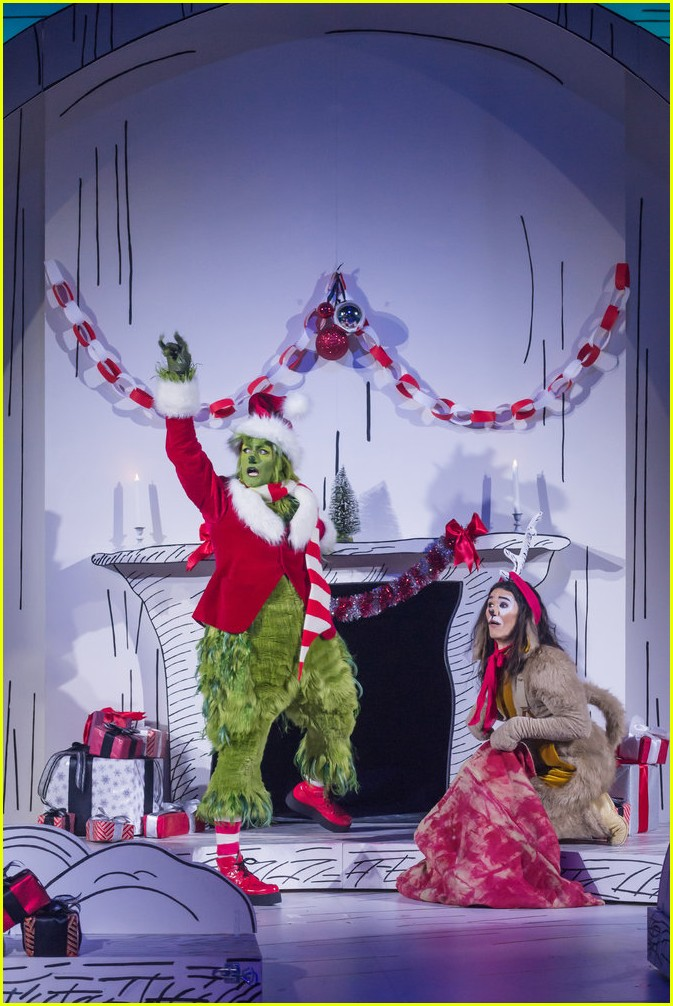 booboo stewart transforms into young max the dog from dr seuss the grinch 32