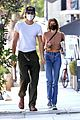 jacob elordi kaia gerber coffee run photos 24