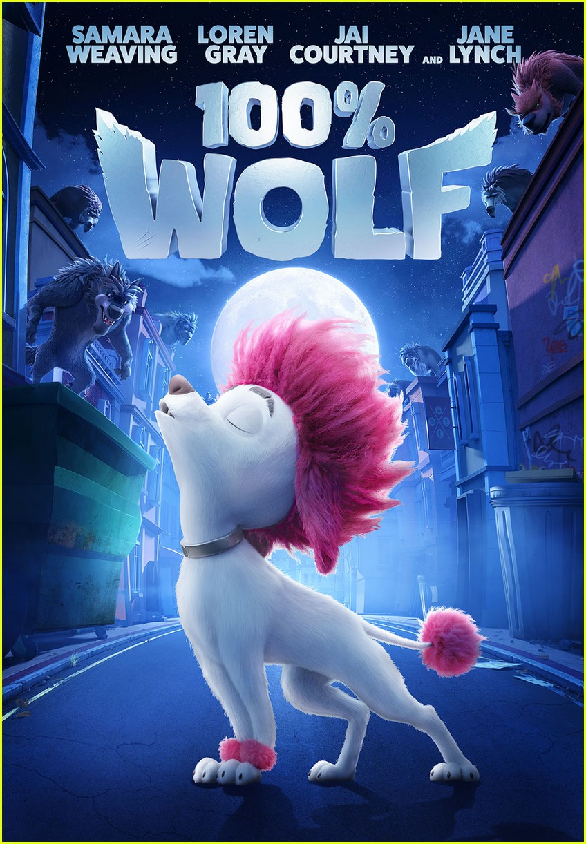 loren gray stars in 100 percent wolf exclusive clip watch now 01
