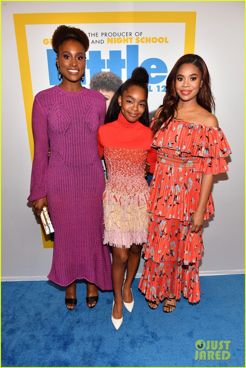 marsai martin receives guinness world record for youngest executive producer for little 02