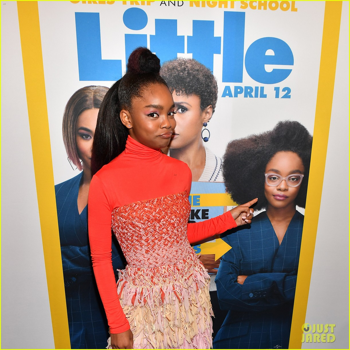 marsai martin receives guinness world record for youngest executive producer for little 05