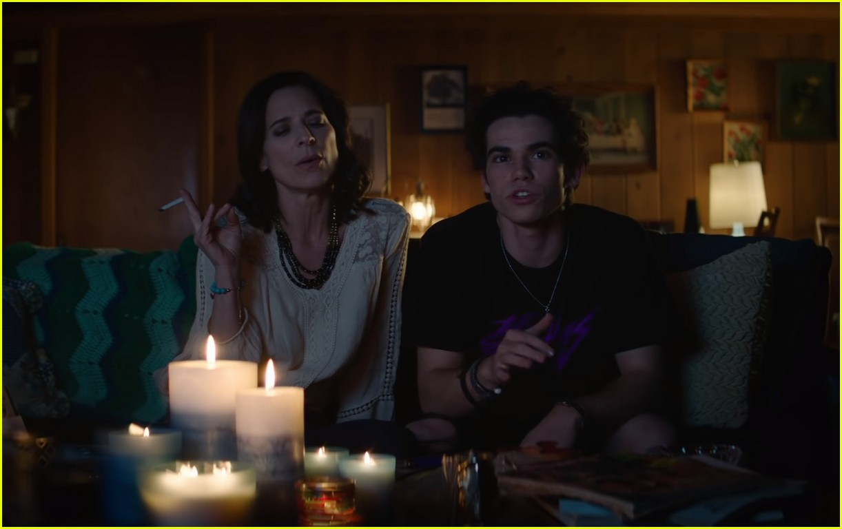 cameron boyce is a rockstar in trailer for final project paradise city out in march 04