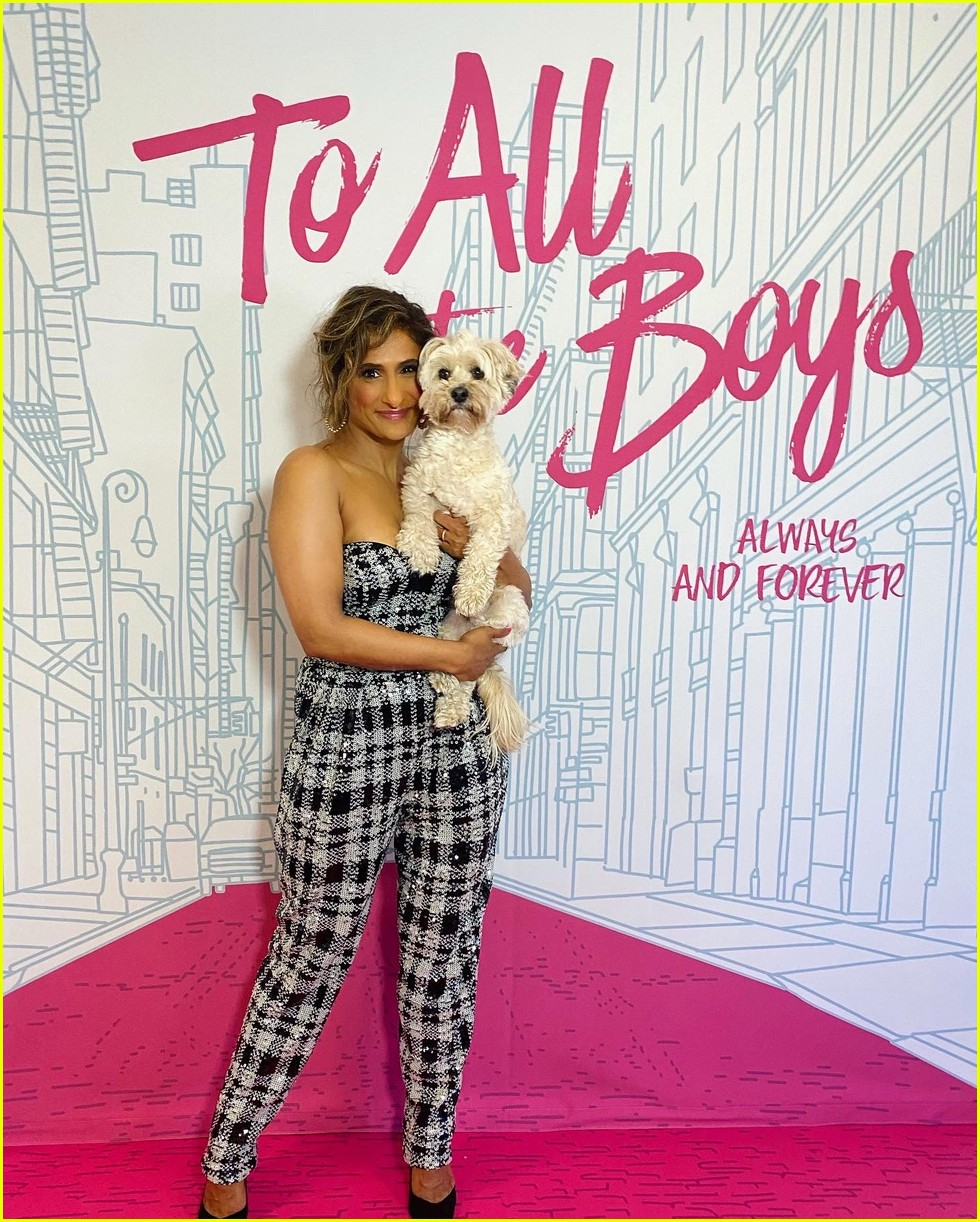 to all the boys always forever virtual premiere 40.