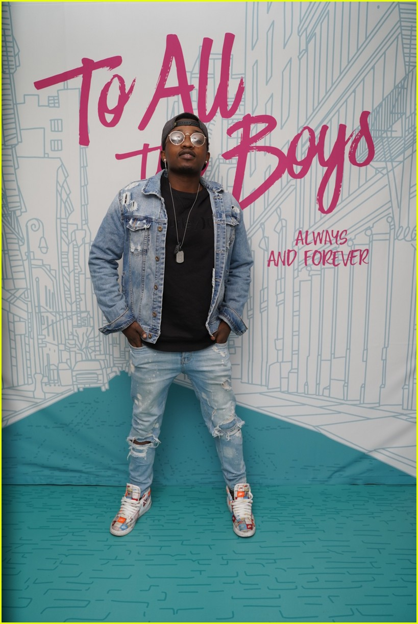 to all the boys always forever virtual premiere 46
