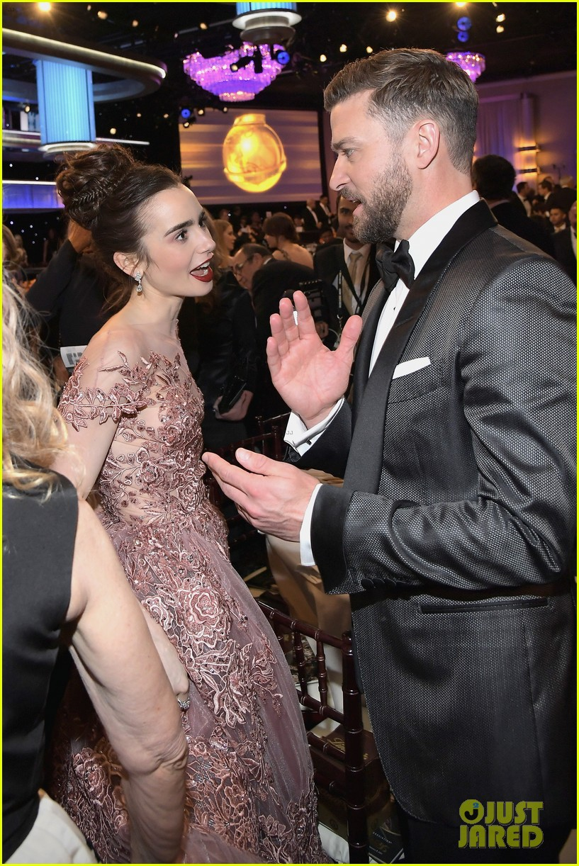 lily collins first golden globes was over 20 years ago 02