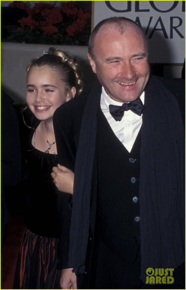 lily collins first golden globes was over 20 years ago 03