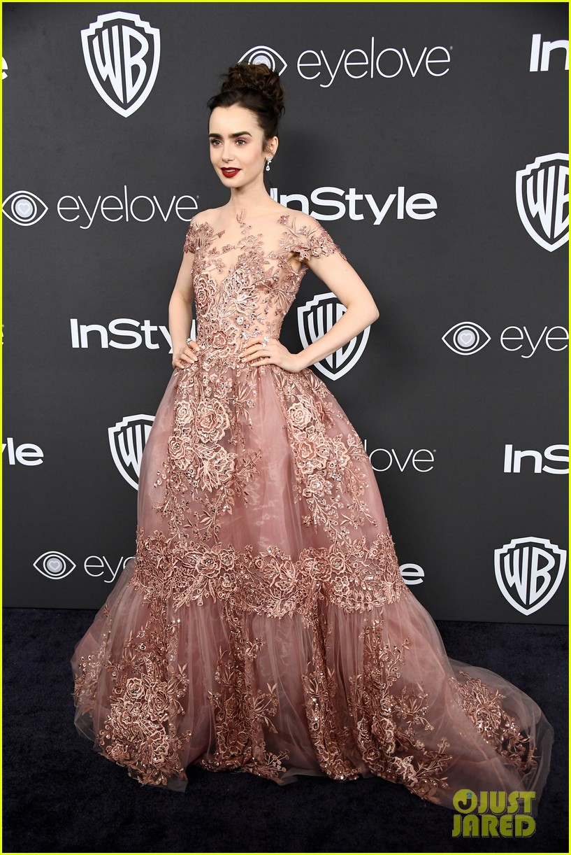 lily collins first golden globes was over 20 years ago 05
