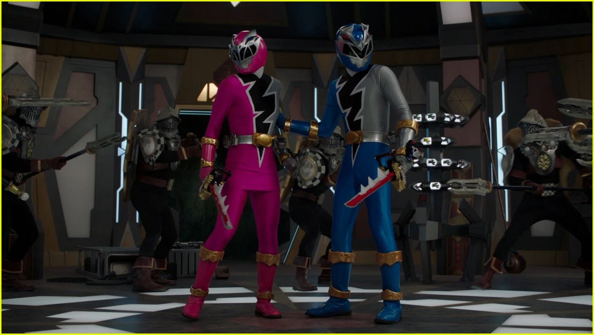 get to know the new power rangers dino fury characters 04